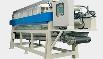 FULLY-AUTO DOUBLE-MEMBRANE FILTER PRESS